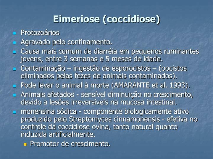 Eimeriose (coccidiose)