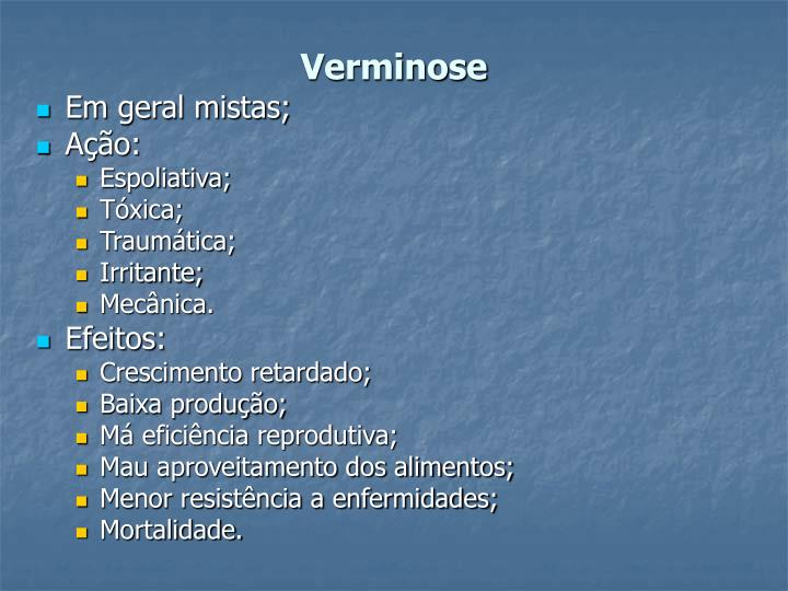 Verminose