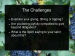 the challenges2