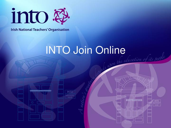 into join online n.