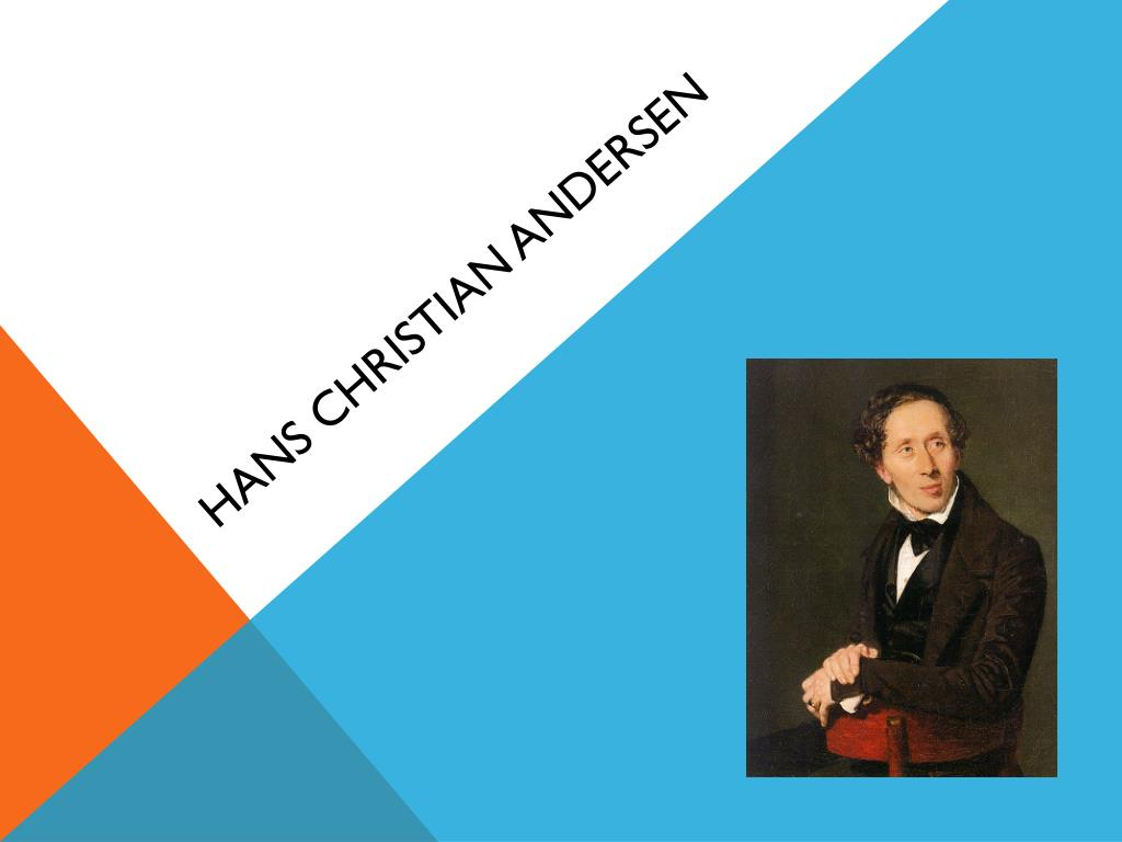 Ppt Hans Christian Andersen Powerpoint Presentation Id 5116175