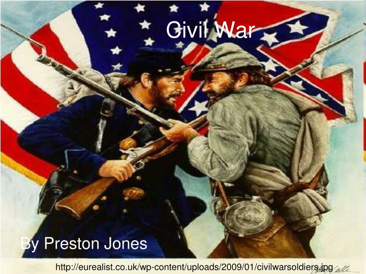 an analysis of the causes of the american civil war between the confederate states of america and th