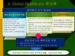 4 global healthcare
