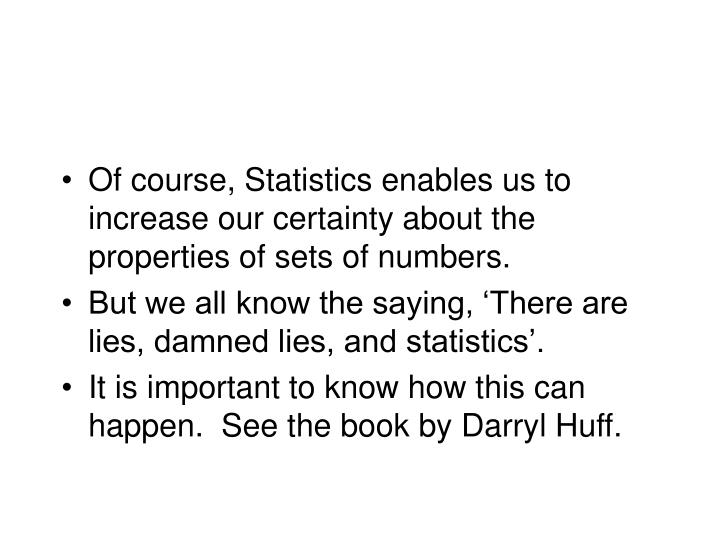 damned lies and statistics untangling numbers from the media politicians and activists essay This book is a lively guide to spotting bad statistics and learning to think critically about these influential numbers damned lies and statistics is essential reading for everyone who reads or listens to the news, for students, and for anyone who relies on statistical information to understand social problems.