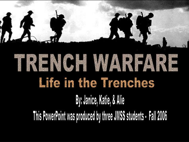 a review of the life in the trenches Follow in the footsteps of heroes life in the trenches during the 1914-18 great war.