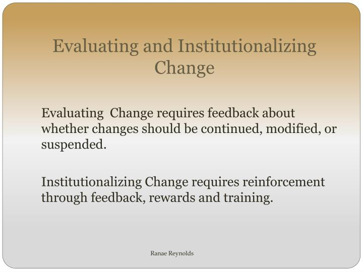 evaluation feedback and rewards Learning objectivesidentify the major purposes of performance evaluation and specify the process through which such evaluation should be undertaken so as to contribute toward high levels of employee commitment and motivationdescribe the cognitive model of feedback and explain its usefulness to managers in today's workplacebr.