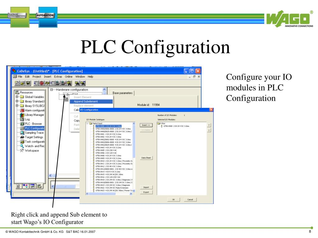 PPT - CoDeSys PowerPoint Presentation - ID:5119264