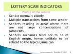 lottery scam indicators1