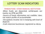 lottery scam indicators4