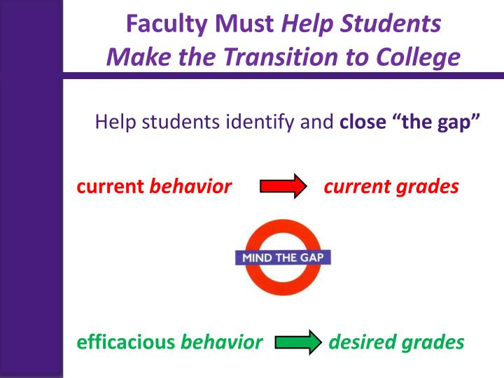 Faculty Must