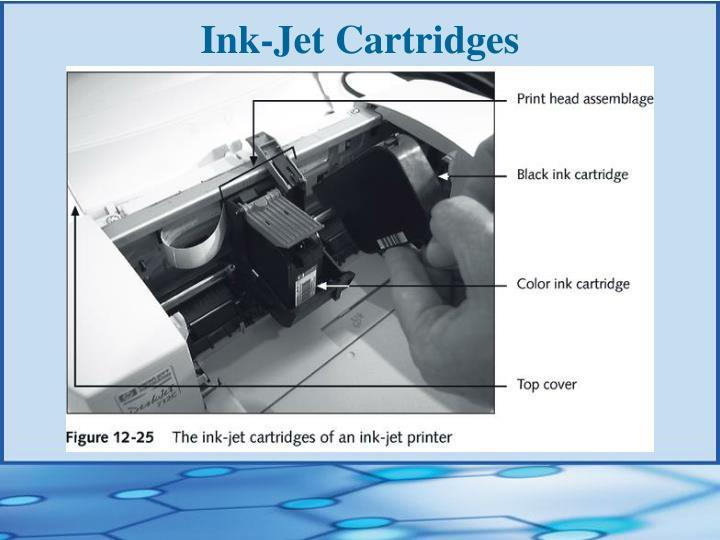 Ink-Jet Cartridges