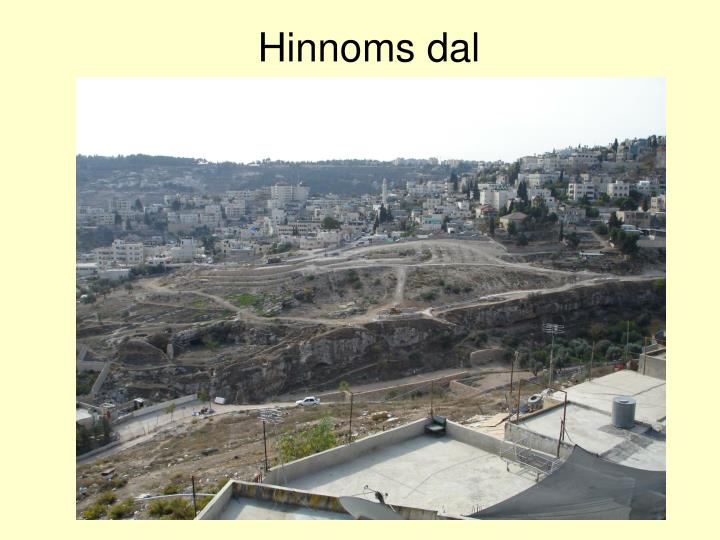 Hinnoms dal