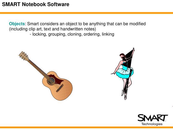 SMART Notebook Software