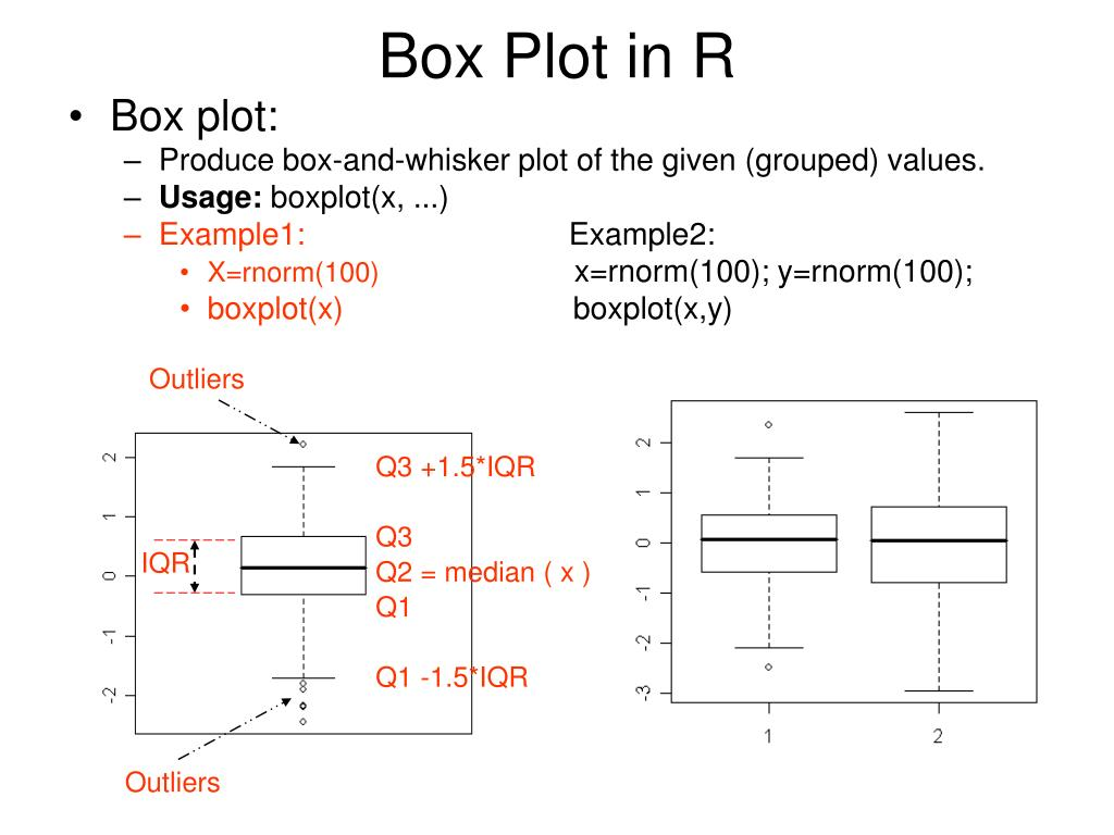 PPT - An Introduction of R PowerPoint Presentation - ID:5120642