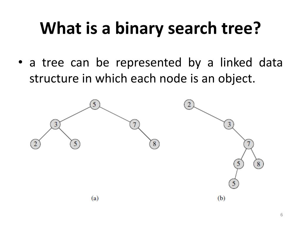 PPT - Binary Search Trees PowerPoint Presentation, free