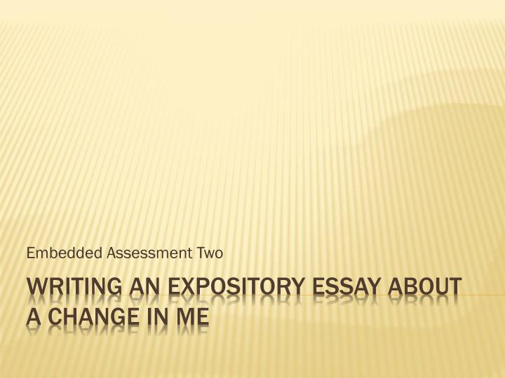 write an expository essay explaining the role of dna