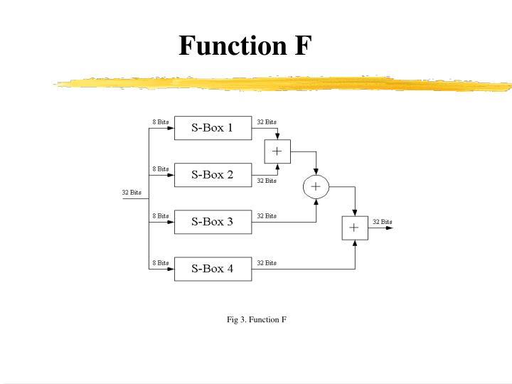 Function F