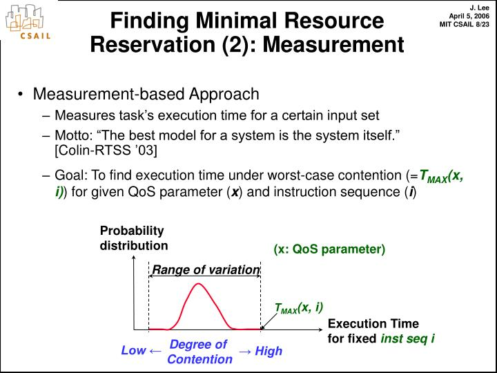 Measurement-based Approach
