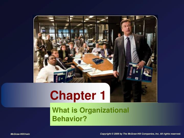 personal learning paper for organization behaviour