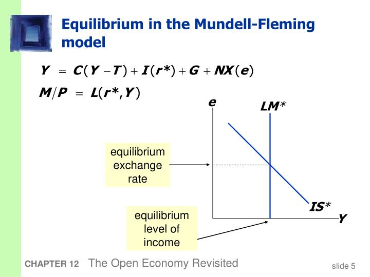 mundell fleming model essay A critical view of the mundell-fleming model  we will use the same mathematical proof dornbusch uses in his essay from the previous article,  a review of the mundell-fleming model where europe went wrong leave a reply cancel reply.