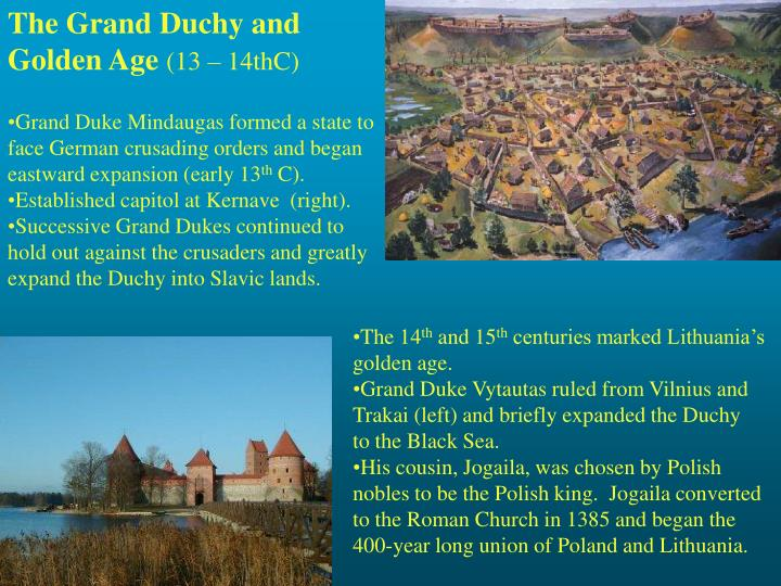 The Grand Duchy and