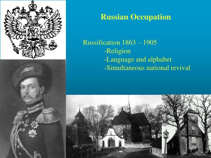 Russian Occupation