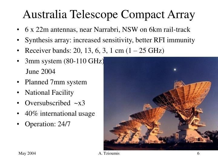 Australia Telescope Compact Array