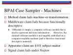 bpai case sampler machines1