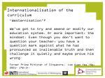 internationalisation of the curriculum2