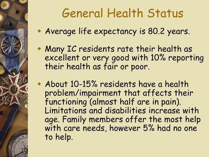 General Health Status