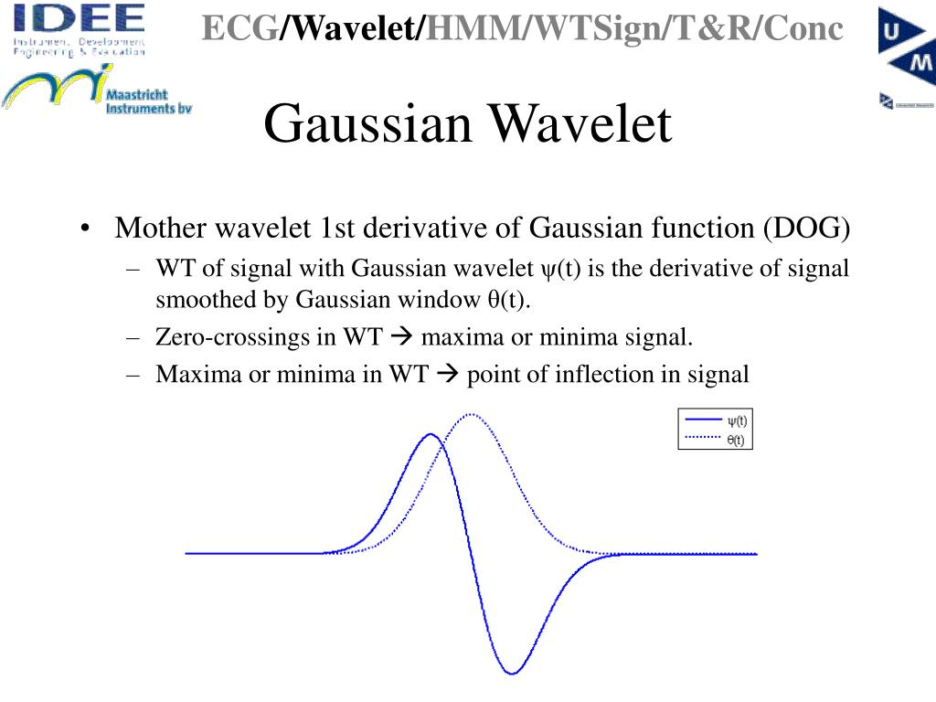 PPT - An Approach to ECG Delineation using Wavelet Analysis