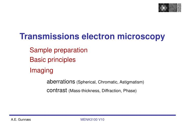 Ppt transmissions electron microscopy powerpoint presentation id transmissions electron microscopy ccuart Gallery