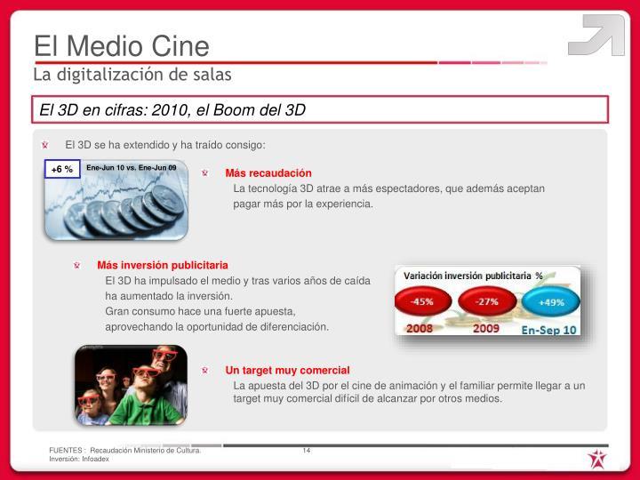 El Medio Cine