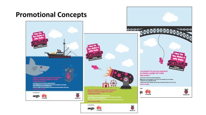 Promotional Concepts