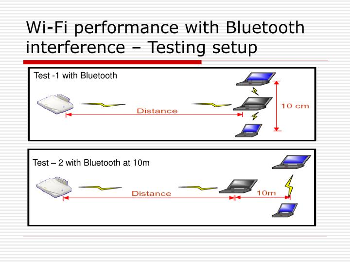 Test -1 with Bluetooth