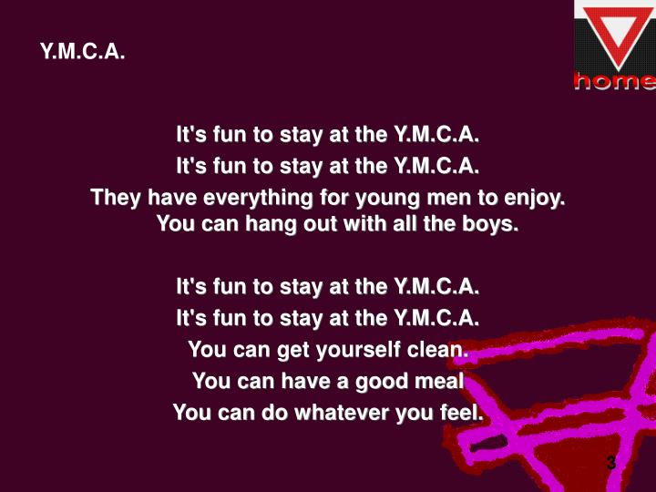 Y m c a2