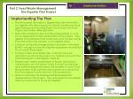 part 2 food waste management the digester pilot project2