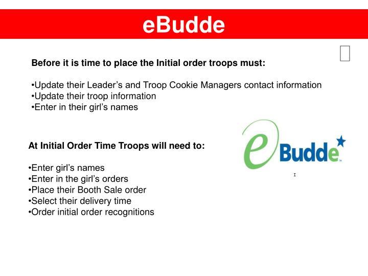 eBudde
