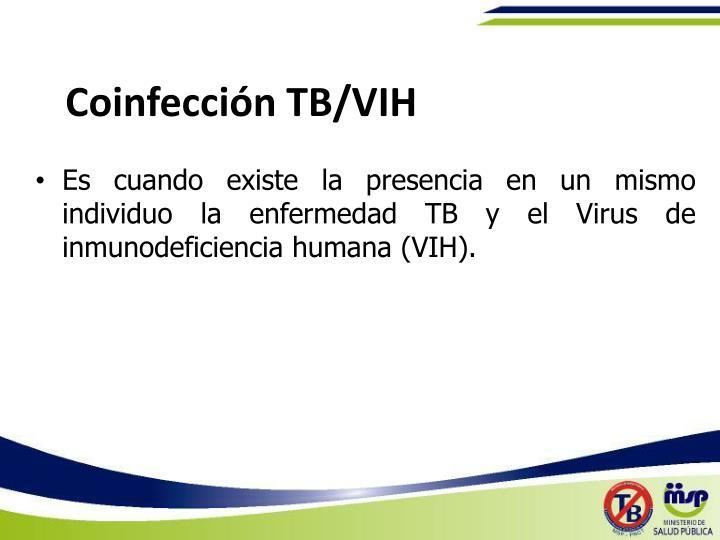 Coinfecci n tb vih