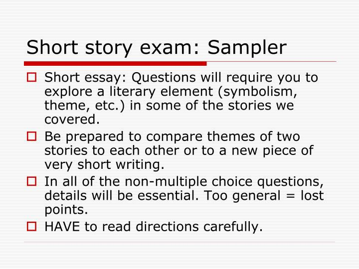 Ppt Short Stories Powerpoint Presentation Id5130199