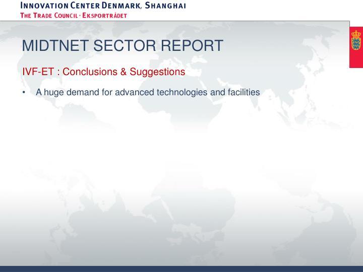MIDTNET SECTOR REPORT