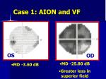 case 1 aion and vf