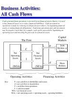 business activities all cash flows