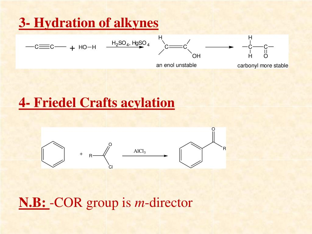 Ppt The Chemistry Of Aldehydes And Ketones Powerpoint