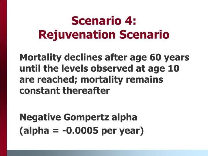 Scenario 4:
