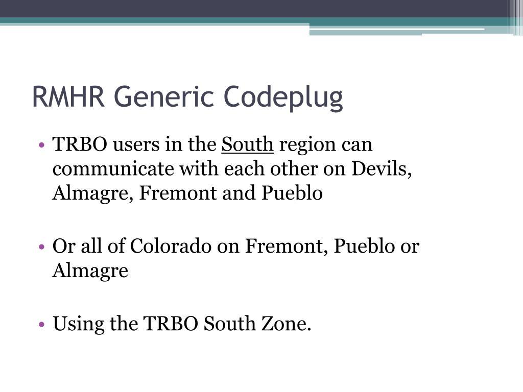 PPT - Motorola XPR 6550 Codeplug PowerPoint Presentation