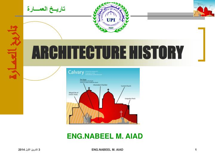 architecture history n.