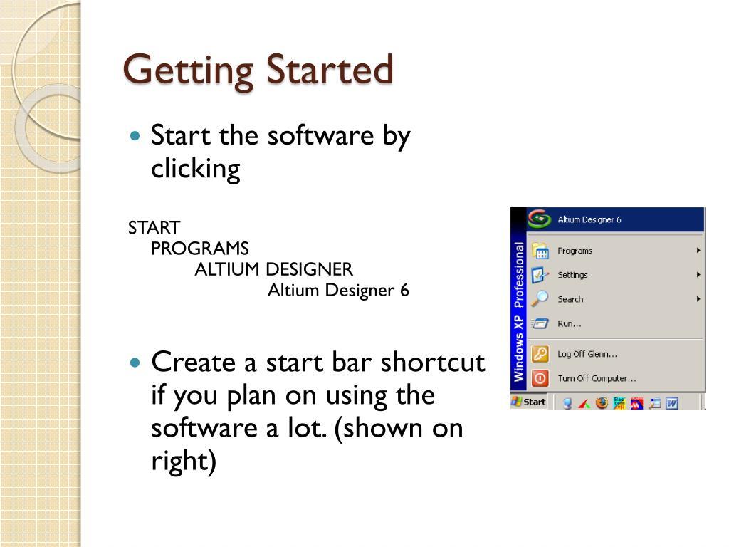 PPT - Altium Designer Guide Beginning & Intermediate Version