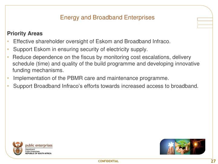 Energy and Broadband Enterprises