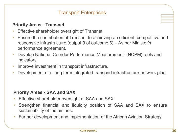 Transport Enterprises